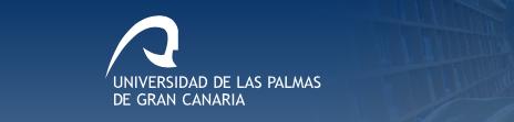 Unidad de bibliometría de la Universidad de Las Palmas